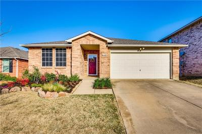 Denton Single Family Home For Sale: 6308 Thoroughbred Trail