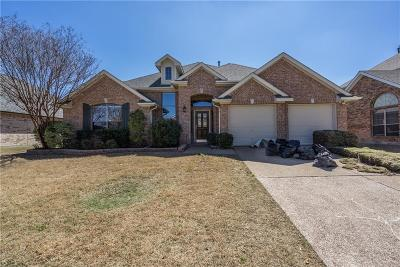 Frisco Single Family Home For Sale: 11727 Barrymore Drive
