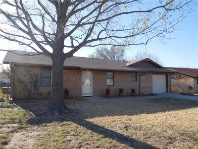 Brownwood Single Family Home For Sale: 4309 Mimosa Drive