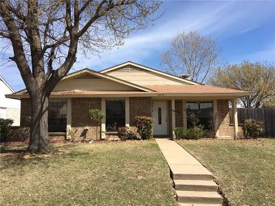 Garland Residential Lease For Lease: 3914 Wheelwright Drive