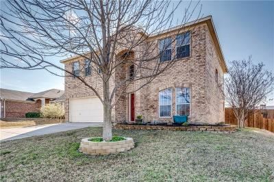 Benbrook Single Family Home Active Option Contract: 10329 Trevino Lane