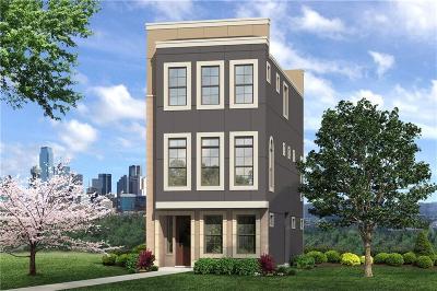 Dallas Townhouse For Sale: 1354 Romano Place