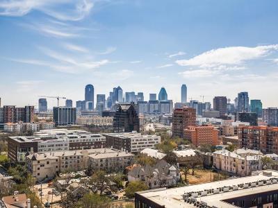 Dallas Condo Active Option Contract: 3111 Welborn Street #1203