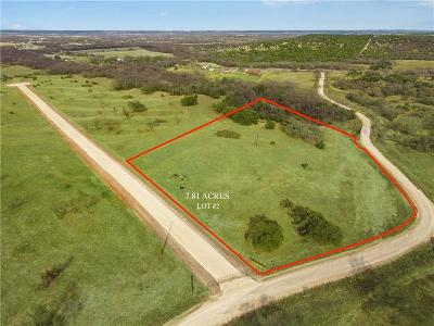 Erath County Residential Lots & Land For Sale: Lot 2 Remuda Trail