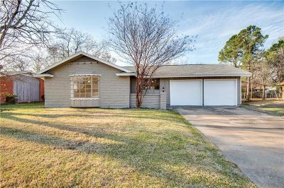 Irving Single Family Home For Sale: 1722 Bristol Court S