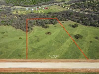 Erath County Residential Lots & Land For Sale: Lot 4 Remuda Trail
