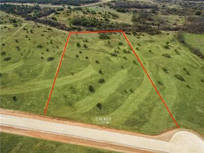 Erath County Residential Lots & Land For Sale: Lot 8 Remuda Trail