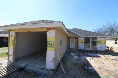 Cleburne Single Family Home For Sale: 1407 Chase Avenue