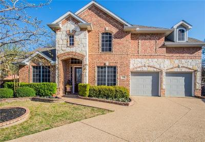 Grand Prairie Single Family Home For Sale: 648 Turf Court