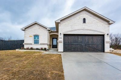 Dallas Single Family Home Active Option Contract: 8723 Isom Lane