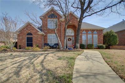 Arlington Single Family Home For Sale: 6607 Nantucket Lane