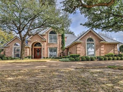 Fort Worth Single Family Home For Sale: 6617 Sahalee Drive