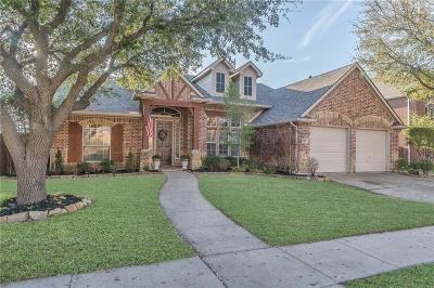 McKinney Single Family Home Active Option Contract: 307 Scarlet Drive