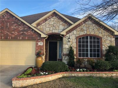 Single Family Home For Sale: 466 Scenic Ranch Circle