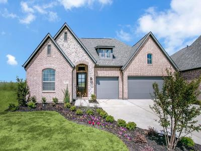 Wylie Single Family Home For Sale: 1617 Port Millstone Trail