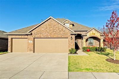 Lavon Single Family Home Active Contingent: 207 Orbit Drive