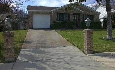 Fort Worth Single Family Home For Sale: 1008 Judd Street