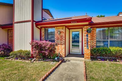 Flower Mound Townhouse For Sale: 4215 John Court