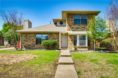 Rowlett Single Family Home For Sale: 3917 Lois Circle
