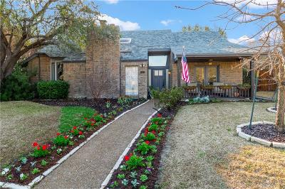 Plano Single Family Home For Sale: 1432 Mockingbird Drive