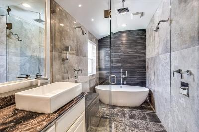 Dallas Single Family Home For Sale: 5106 Elsby Avenue