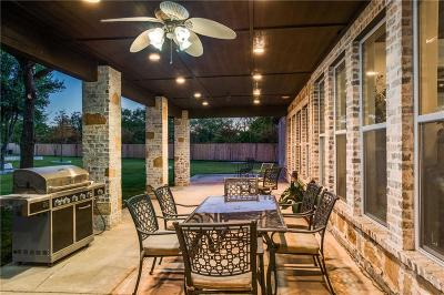 Frisco Single Family Home For Sale: 8930 Crestview Drive