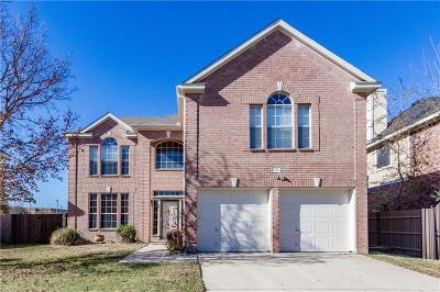 Keller Single Family Home For Sale: 2112 Rustic Ridge Drive