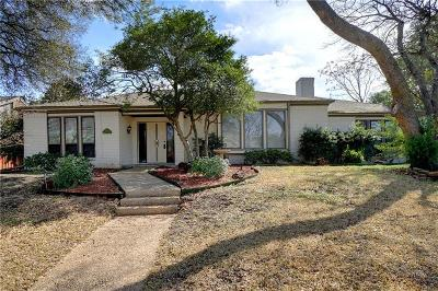 Plano TX Single Family Home Active Option Contract: $339,000
