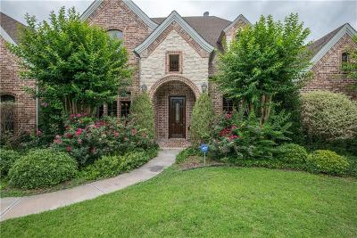 Aledo Single Family Home For Sale: 100 River Crest Court