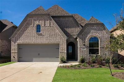 McKinney Single Family Home For Sale: 4009 Bamboo Trail