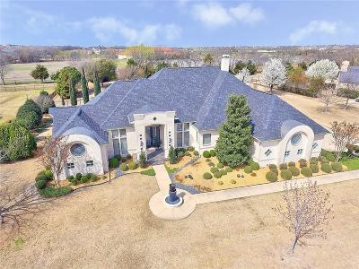 Prosper Single Family Home Active Option Contract: 1801 Gentle Way