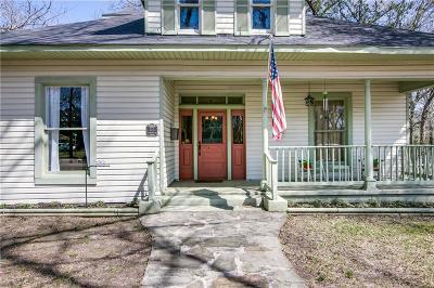 Terrell Single Family Home For Sale: 110 Howard Street