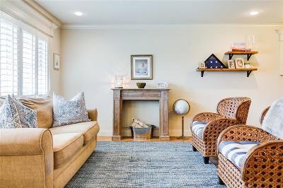 Dallas Single Family Home For Sale: 7109 Clemson Drive