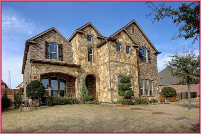 Fort Worth Single Family Home For Sale: 4809 Eddleman Drive