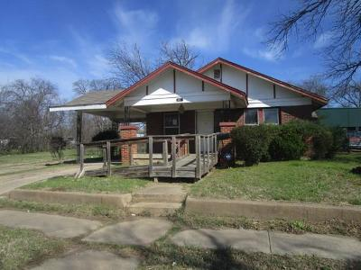 Fort Worth Single Family Home For Sale: 1011 Elmwood Avenue