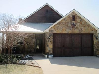 Palo Pinto County Single Family Home For Sale: 115 Turnberry Loop