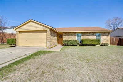 The Colony TX Single Family Home For Sale: $214,995