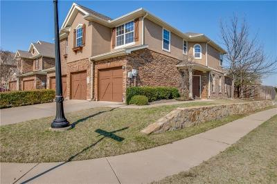 The Colony TX Townhouse For Sale: $269,950
