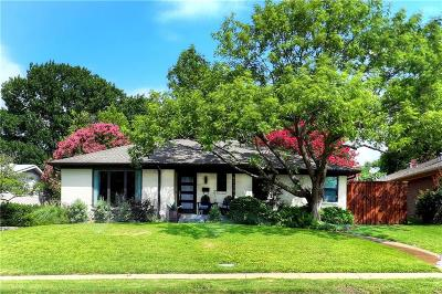 Dallas Single Family Home For Sale: 6735 Dalhart Lane