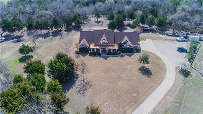 Midlothian Single Family Home For Sale: 6240 Hayes Road