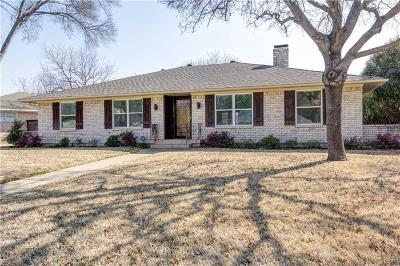 Dallas Single Family Home For Sale: 12016 Loch Ness Drive
