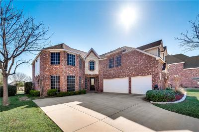 Rowlett Single Family Home For Sale: 9402 Waterview Parkway