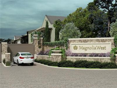 Westworth Village Residential Lots & Land For Sale: 309 Magnolia Lane