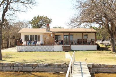 Palo Pinto County Single Family Home For Sale