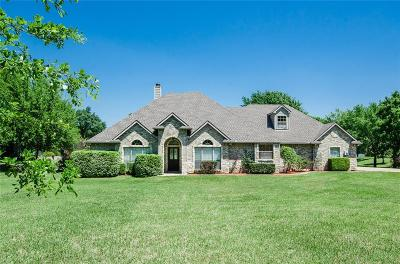 Corsicana Single Family Home For Sale: 407 Hidden Oaks Lane