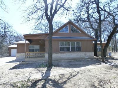 Azle Single Family Home For Sale: 8179 Peden Road