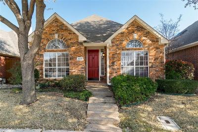 Irving Single Family Home Active Option Contract: 315 Old York Road