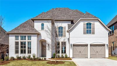 Prosper Single Family Home For Sale: 2761 Meadowbrook Boulevard