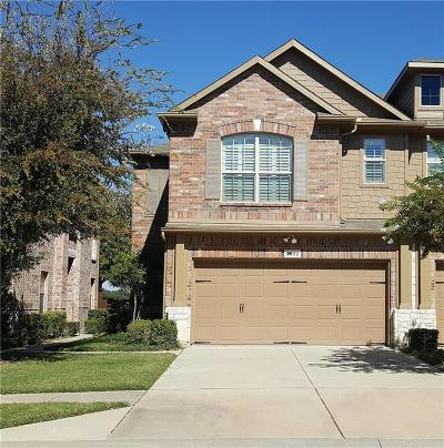 Garland Townhouse For Sale: 3602 Boxwood Drive