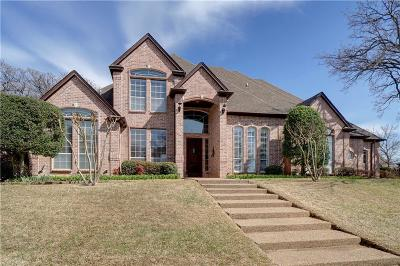 Southlake TX Single Family Home Active Option Contract: $725,000